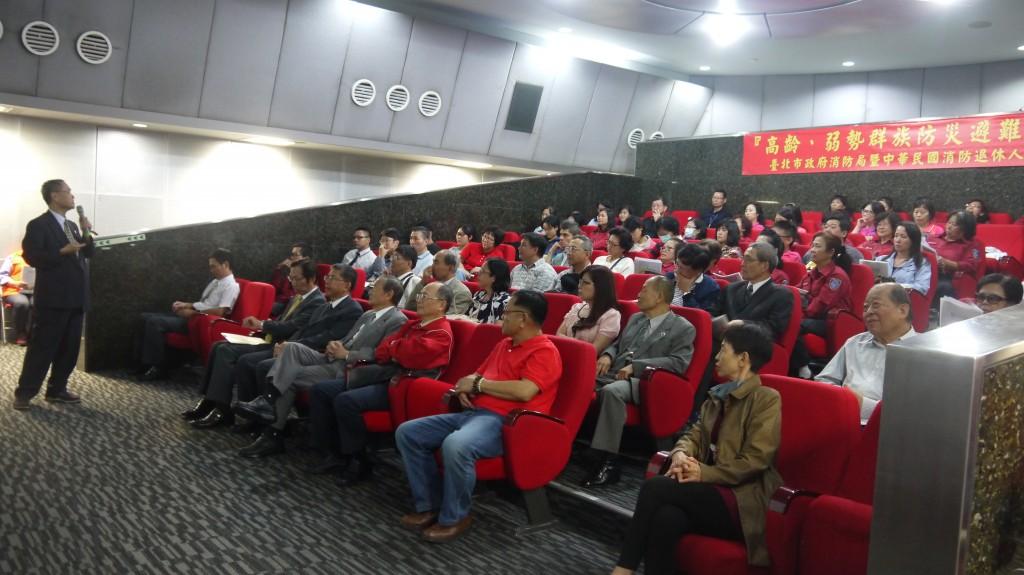 8副理事長唐雲明講座情形