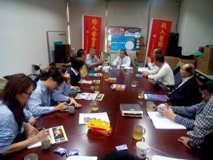 1.威茲馬特集團公司捐贈『住宅火災警報器』