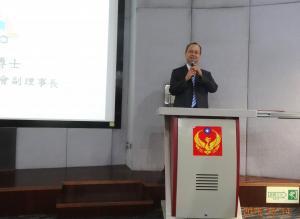 10.副理事長唐雲明引言