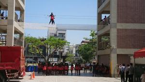 8.學生橫渡訓練